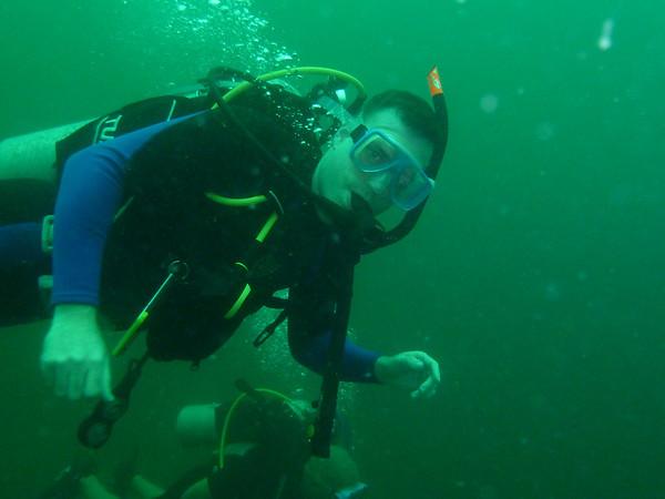 Diving June 19, 2010