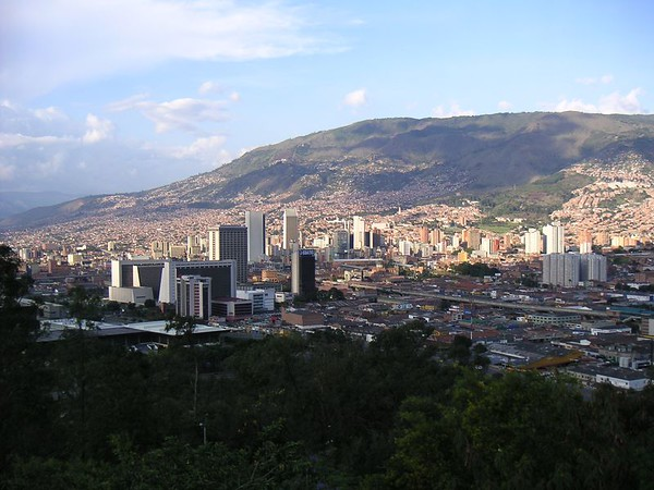 2005 - March - Colombia - Medellin